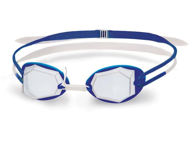 Head Diamond Standard Lunettes de protection, white - blue - clear